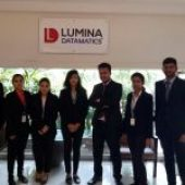 FABS Students at Lumina Datamatics